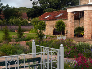Hall Farm Gardens, Gainsborough, Lincolnshire